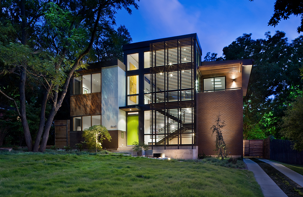Mitchell garman for Contemporary houses in dallas for sale